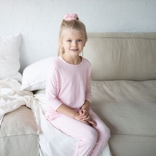 Kids Cotton Candy Lounge Wear Set