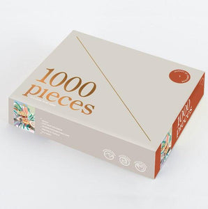 1000 piece Australian puzzle artist design gift idea for mum