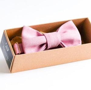 handmade bow tie gift for dad boyfriend husband