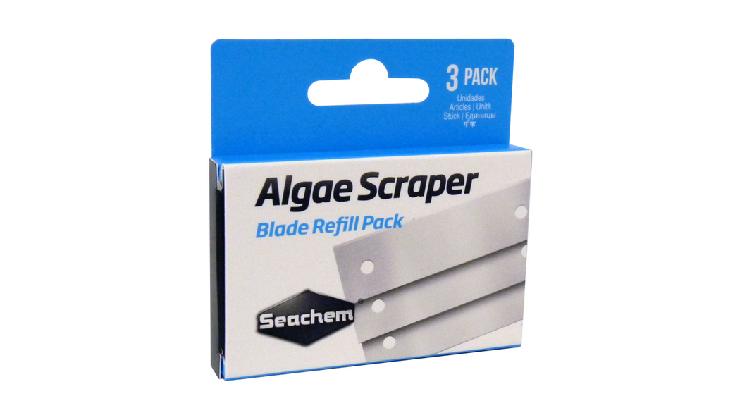 Algae Scraper Replacement Blades