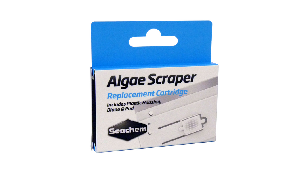 Algae Scraper Replacement Kit