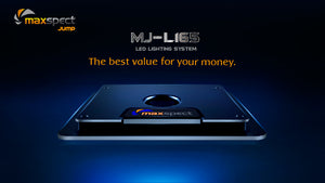 MJ-L165 Led Maxspect lighting system