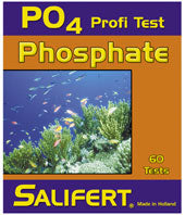 Phosphate testing and removal