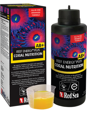 RED SEA REEF ENERGY AB PLUS 250ml, 500ml, 5L
