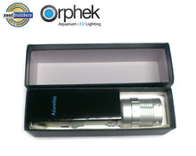 Azurelite blue LED Flashlight