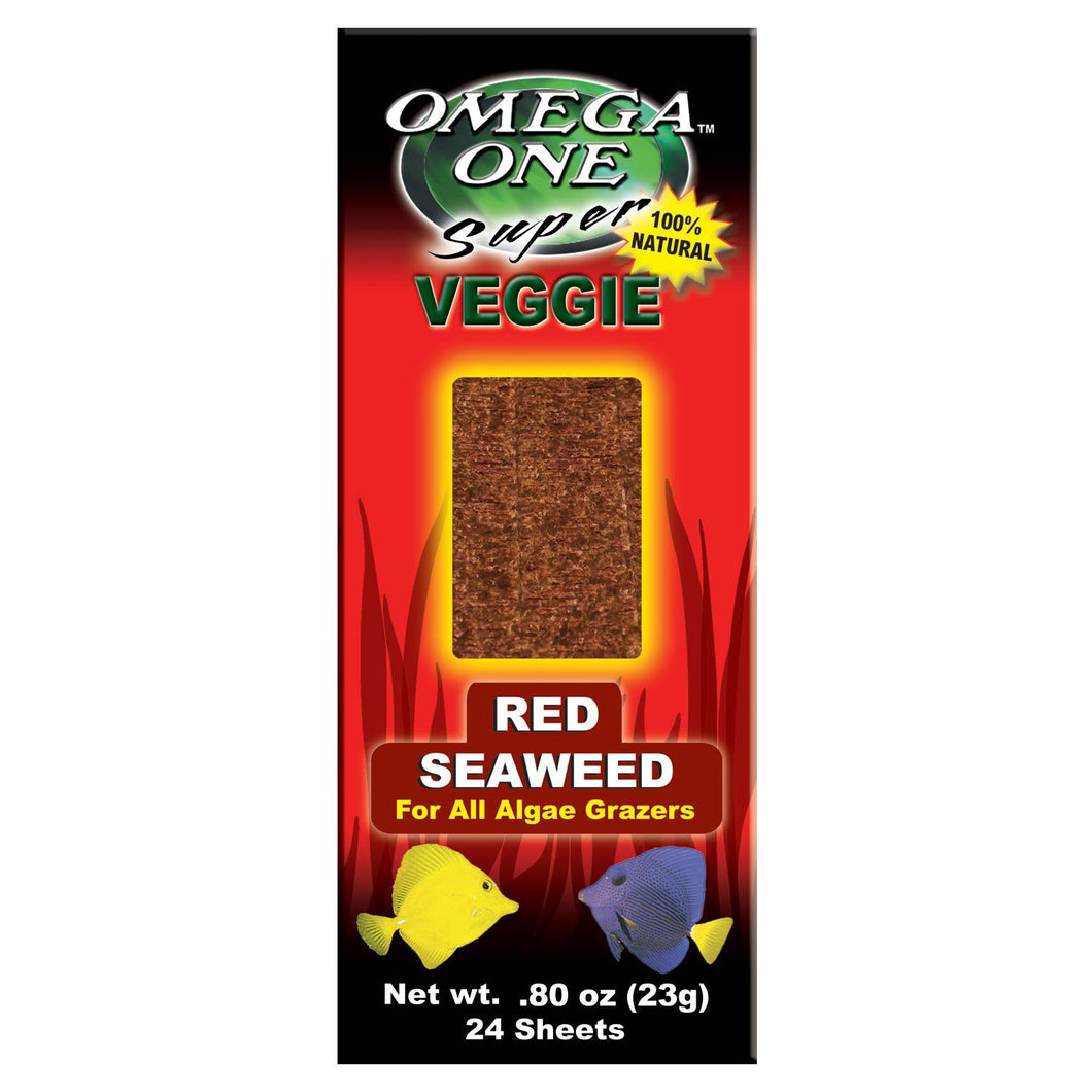 Omega One Super Veggie Red Seaweed