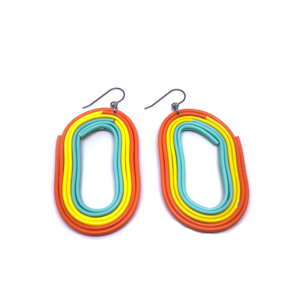 Super Kidney Earrings