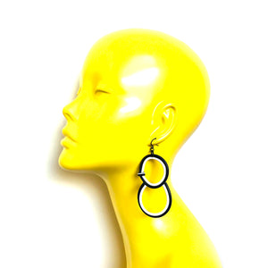 World Turns Earrings