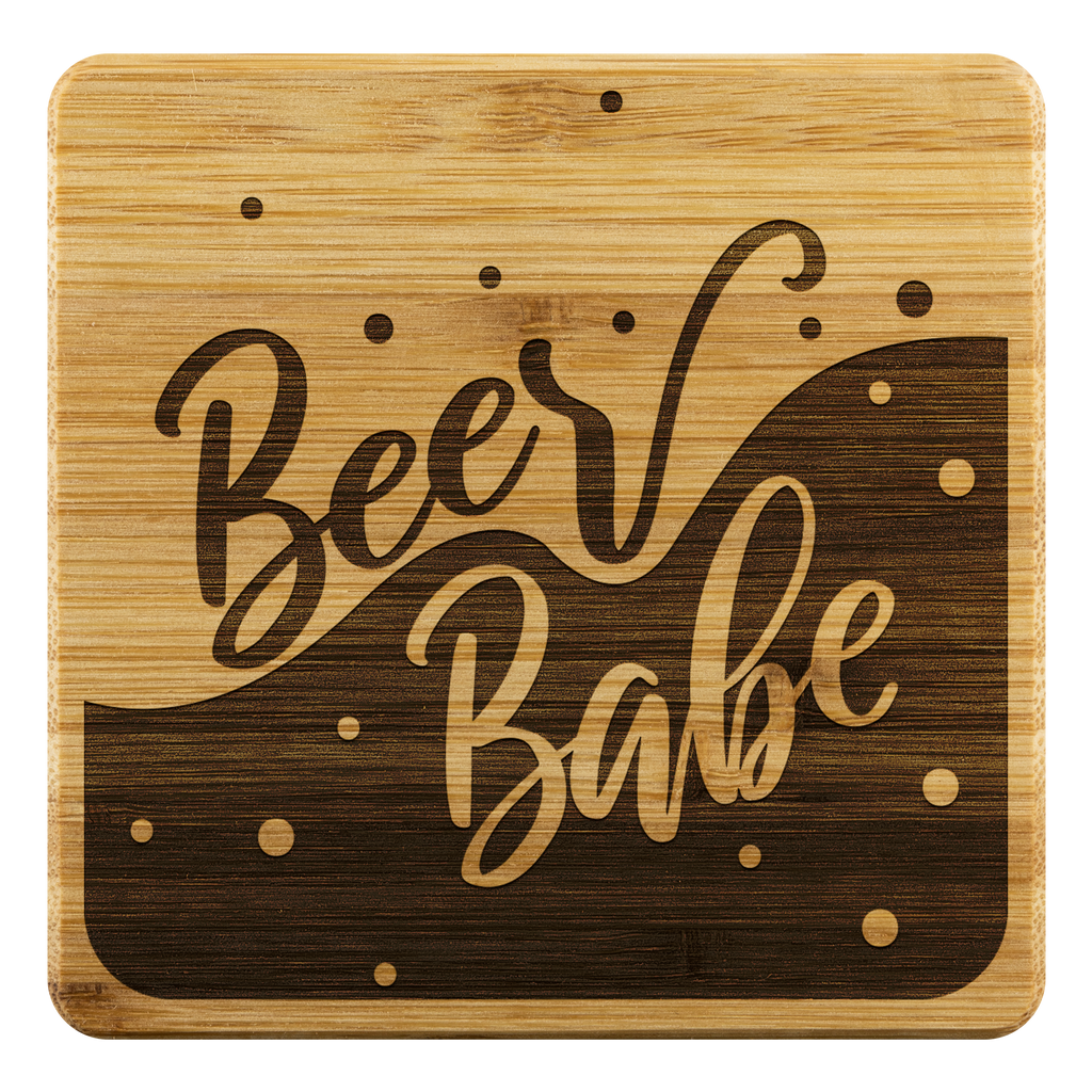 Beer Babe Coasters