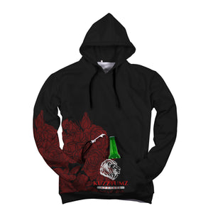 Roses Pop Top Hoodies