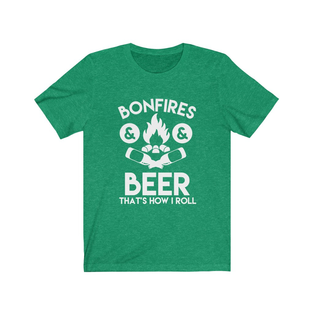Bonfires & Beer Tee
