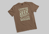 Camping Without Beer Tee