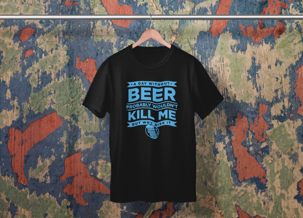 A Day Without Beer Tee