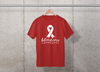 Blindness Awareness Ribbon Tee
