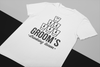 Groom's Drinking Team Tee