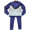 Disney Frozen II Girl's 2 Piece Set: Elsa: Purple