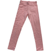 George Girl's Pink Leggings: Various Sizes | Pink with Silver Sparkles