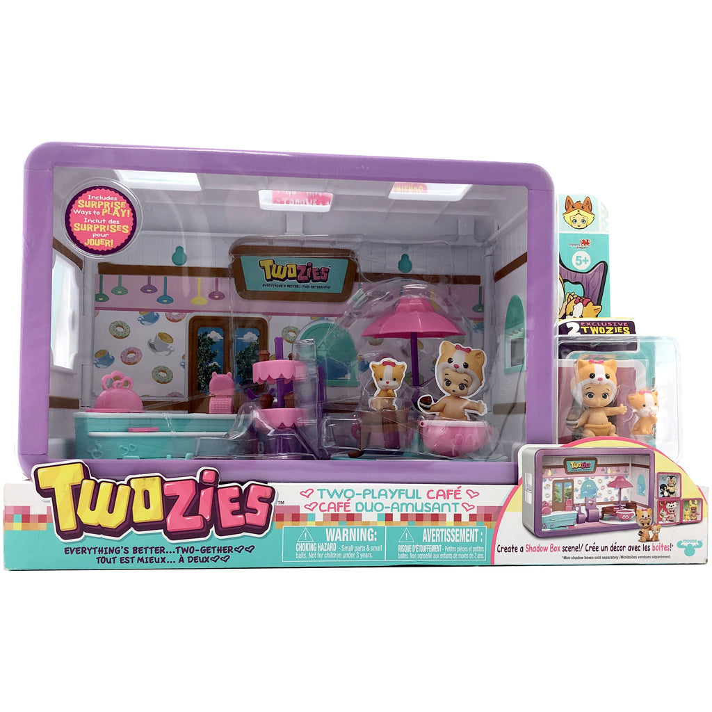 Twozies Better Two-Gether Palyset | Exclusive Baby and Pet | Pretend play