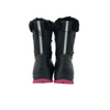 XMTN Girls WInter Boots / Black & Grey / Pink Trim | Size: 13