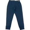 NukNuuk Men's Slippers: Leather: Navy: Size 9