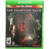 "Xbox One ""Metal Gear Solid V"" Game: Video Game: Opened"