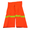 Men's Wet Weather Work Bib Coveralls with pockets and removable Bib size Medium