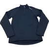 Head Men's Quarter Zip Pull Over Shirt: Navy: Size Small (no tags)