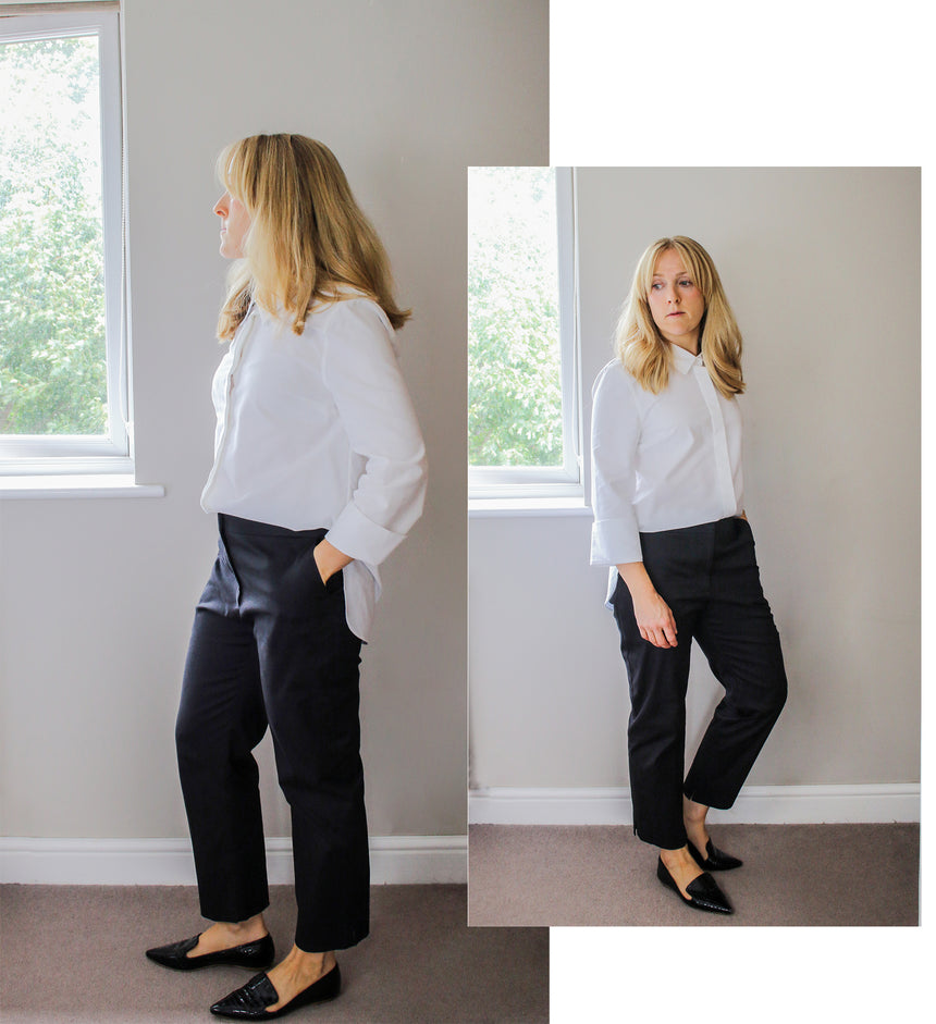 5 ways to wear capri pants