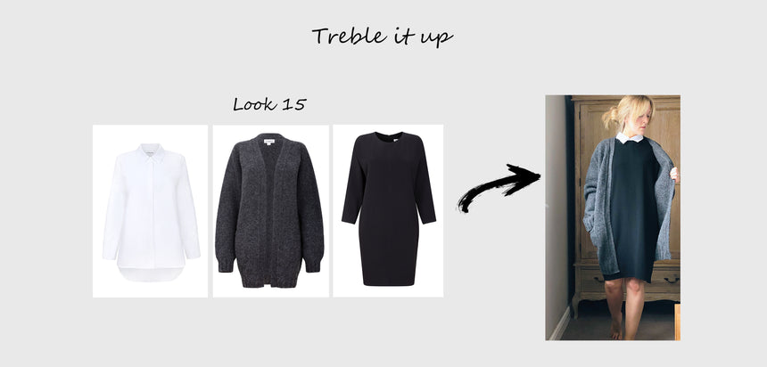 How to create a capsule wardrobe from 7 pieces