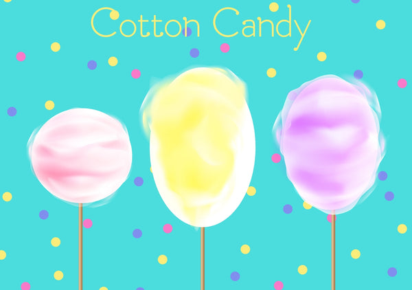 Cotton Candy Whipped Body Buttercreme - Soapalamode