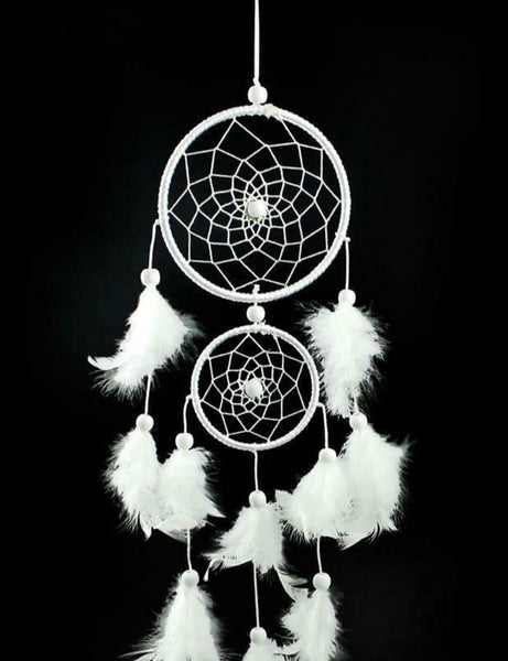 Pure White Dreamcatcher - Soapalamode