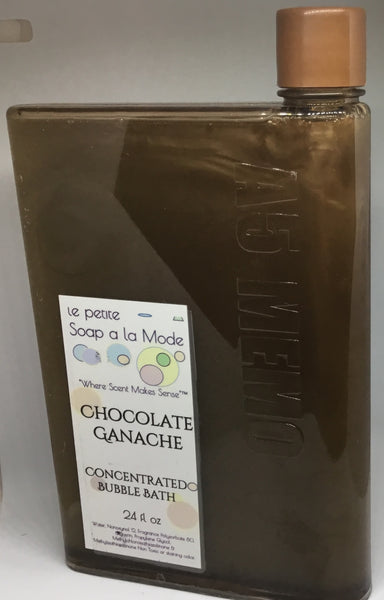 Chocolate Ganache Concentrated Bubble Bath - Soapalamode