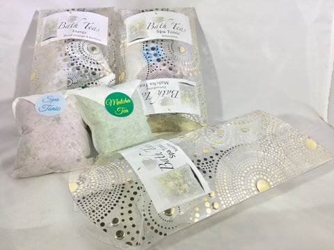Bath Tea Bags - Soapalamode