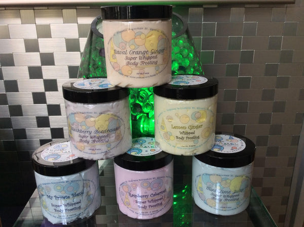 Create Your Own Body Butter Creme - Soapalamode