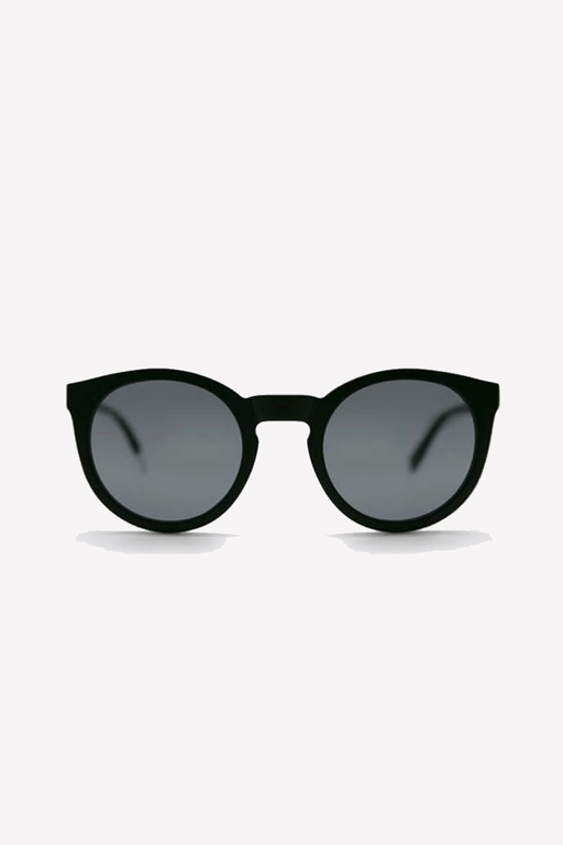Asha Sunglasses in Recycled Black