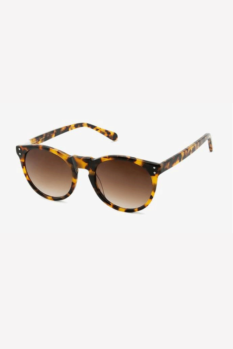 Asha Sunglasses in Sunflower Tortoiseshell