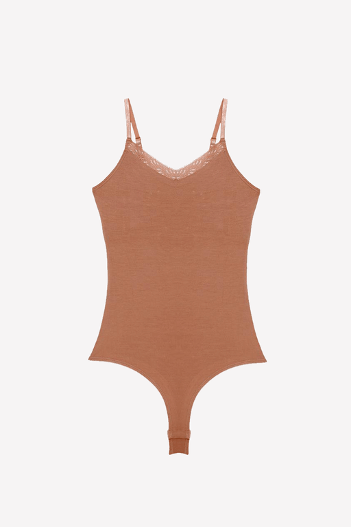 Bea Body Organic Cotton Tan
