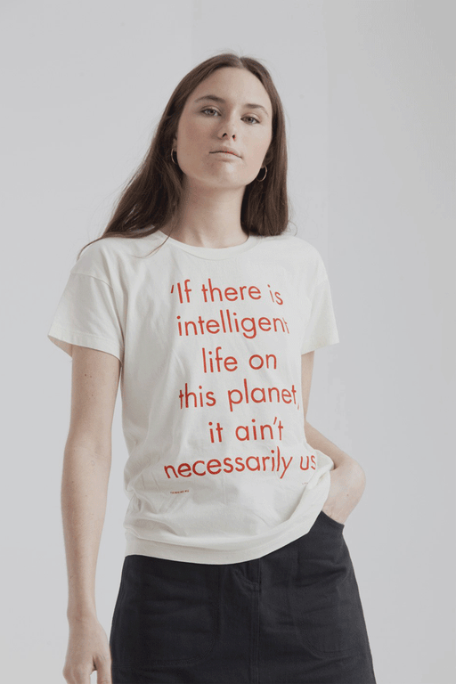 Thinking Mu Intelligent Life T-Shirt