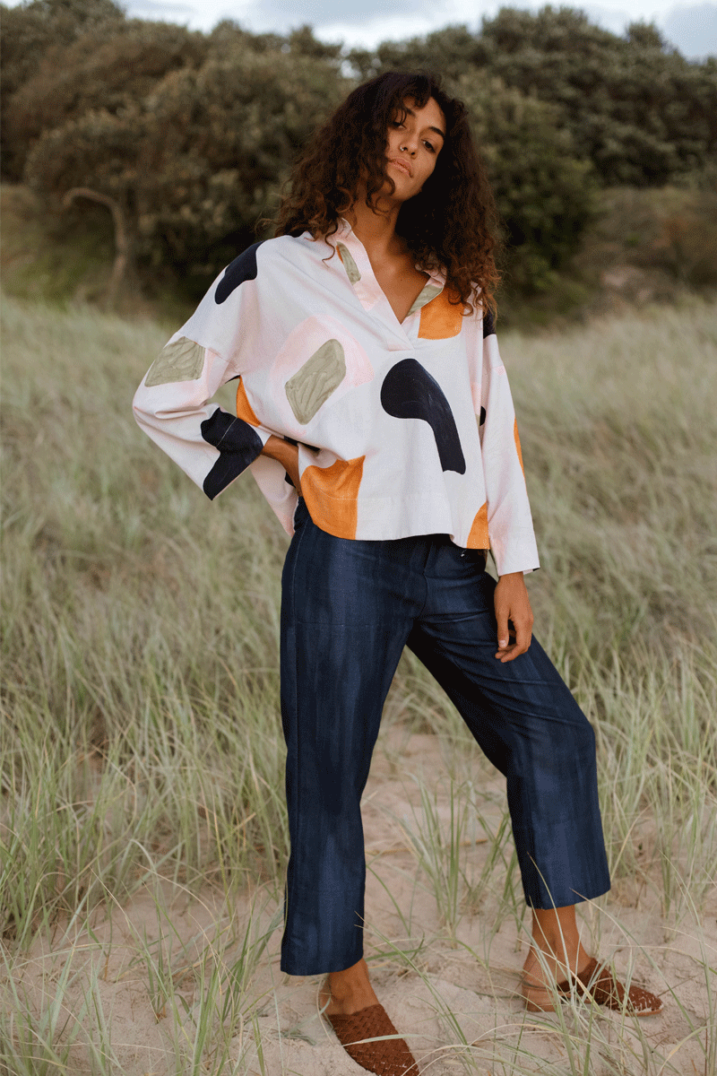 Cassia Shirt in Hinterland