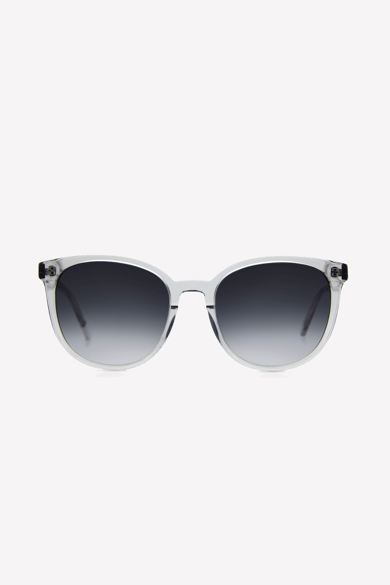 Nkiru Sunglasses in Grey Crystal