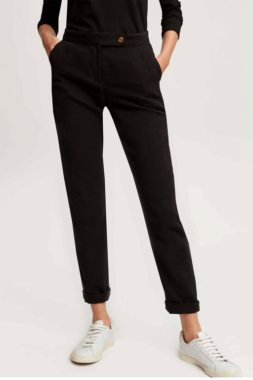 People Tree Cynthia Trousers in Black