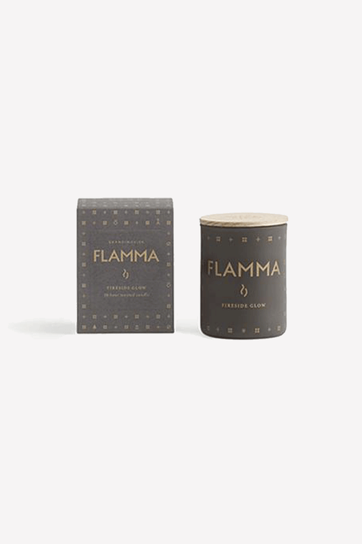 FLAMMA (Fireside) Mini Scented Candle