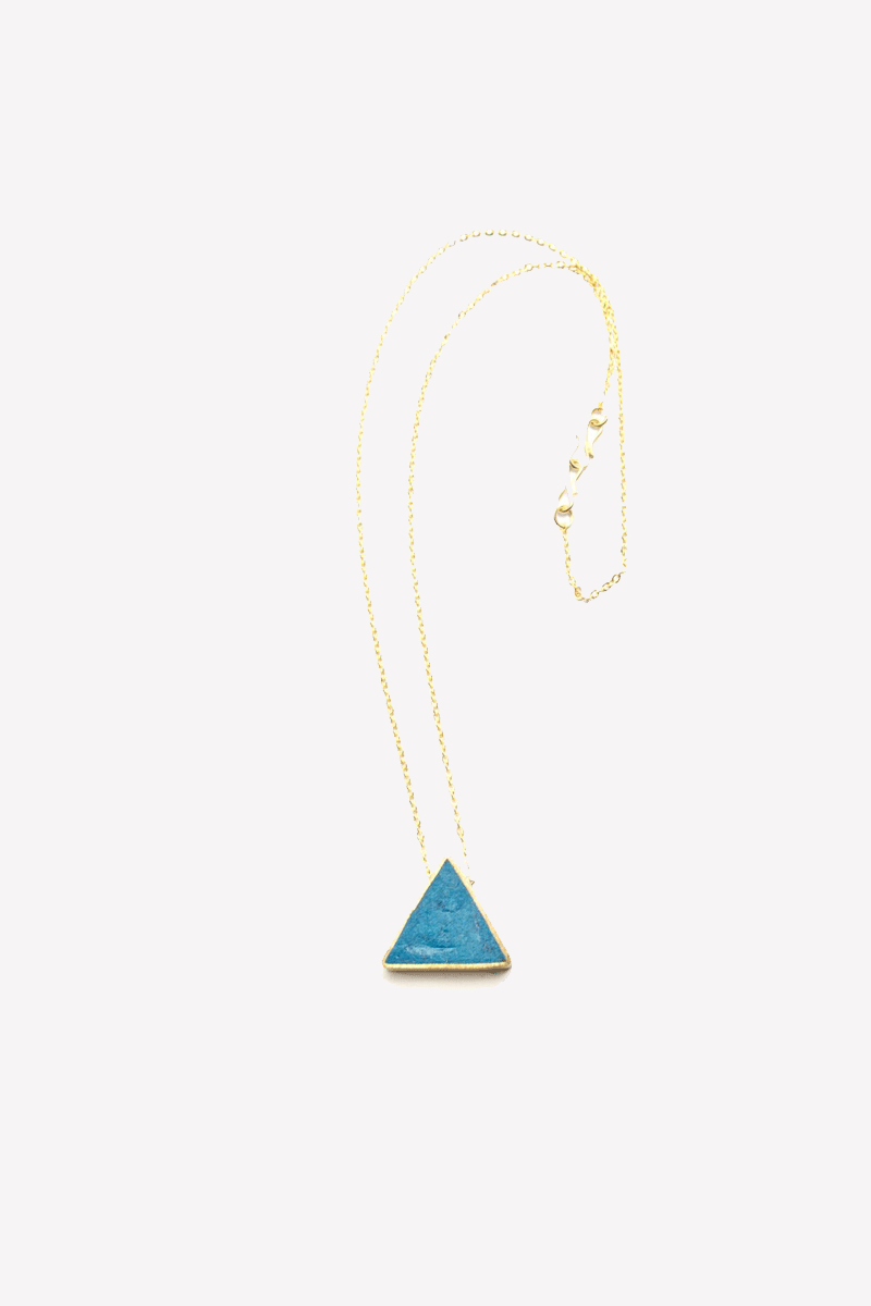 Pulp Rock Pendant Triangle