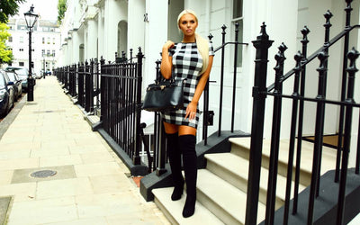5 Ways to Slay in Knee High Boots