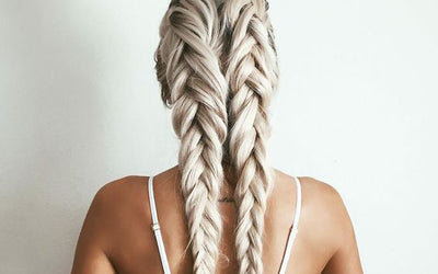 Get the Look: The Fishtail Plait in 10 Easy Steps