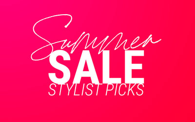 Summer Sale: Stylist Picks