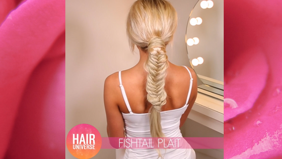 How to Do a Fishtail Plait