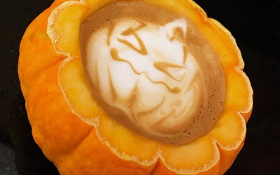 The Best Latte Art Ever