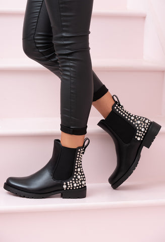 Born Wild Ankle Boots
