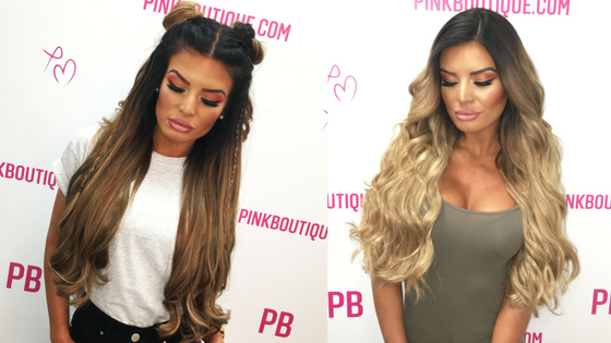 ombrehairextensions